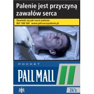Pall Mall Green 24 Pocket