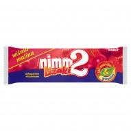 nimm2 Lizaki wzbogacone witaminami wiśnia-malina 10 g