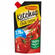 Winiary Ketchup chili ostry 300 g