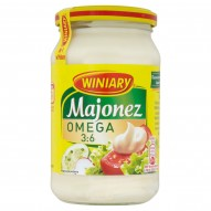 Winiary Majonez Omega 3:6 400 ml